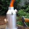 Using a Storm Kettle When Camping Thumbnail