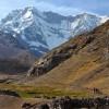 Camp at Peru's Big Red Lake on the Ausangate Circuit Thumbnail