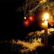 Christmas Camping Cheer Poem Thumbnail