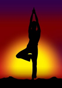 Yoga for Camping