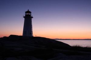 Camping Cape Breton Island, Nova Scotia