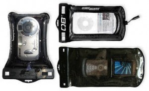 Water Proof Water Cases For Gadgets When Camping