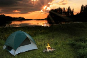 Word Camping Checklist