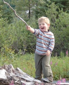 Entertain your Kids While Camping