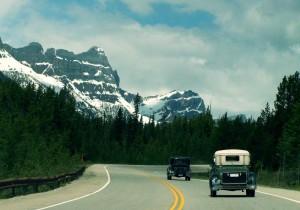 Camping in British Columbia, Canada