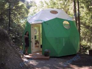 A Dome Like Mine