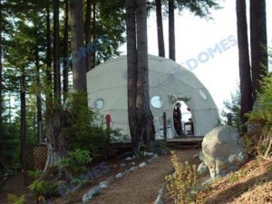 Living in a Pacific Dome