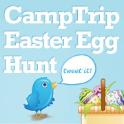 CampTrip Easter Egg Hunt