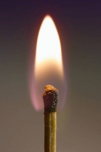 Camping Matches and Alternatives