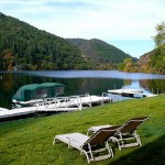The Narrows Resort on Blue Lakes