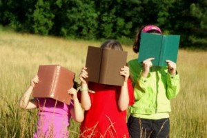 Books for Kids on Camping