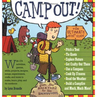 Camping Book Guides For Kids