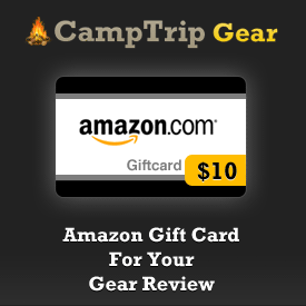 Write a Gear Review for an Amazon Gift Card