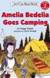 Amelia Bedilia Goes Camping- Kids Book