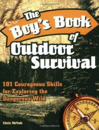 Boys Book to Outdoor Survival