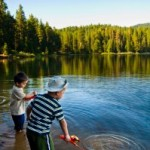 Camping With Kids Requires Common Sense