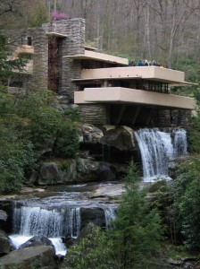 Ohiopyle State Park Fallingwater Building