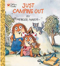 Just Camping Critter Book