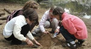 Kids Enjoy Exploring