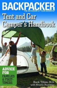 Tent and Car Camper Handbook for Families