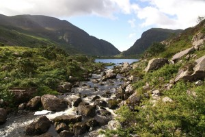 Walking the Wicklow Way Trail in Ireland