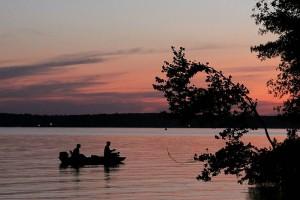 Camping in Louisiana USA