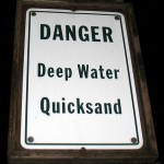 How to Get out of Quicksand