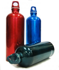 Metal Water Bottle and Sleeping Bag Warmer