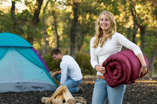 Living the Camping Dream