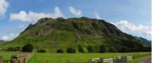 Campsites in the UK with a view