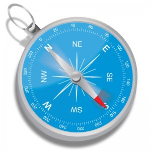 Using Your Watch as a Compass