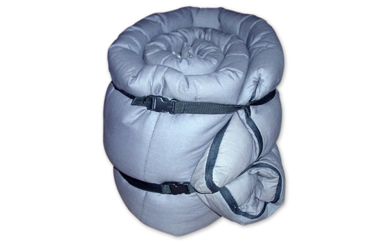 Third Winner - Never Underestimate your Sleeping Bag