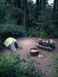 Suggestions for Girls Before Taking Off on their First Camping Trip